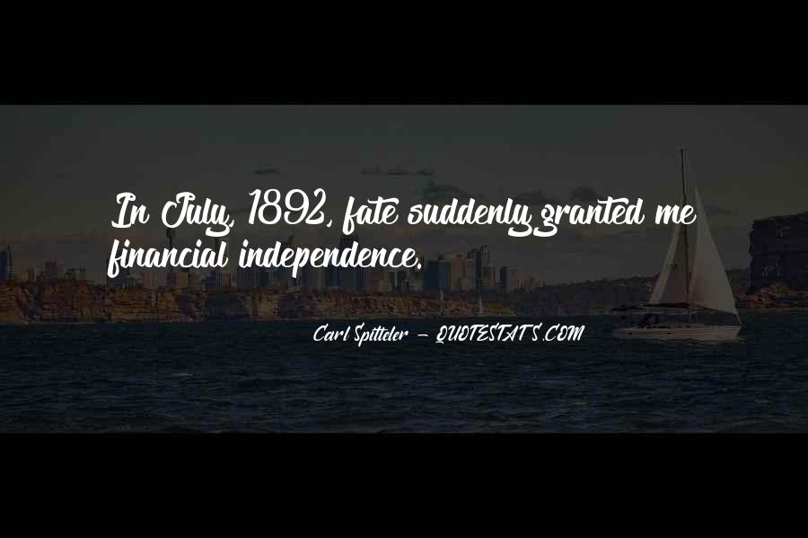 Carl Spitteler Quotes #603932