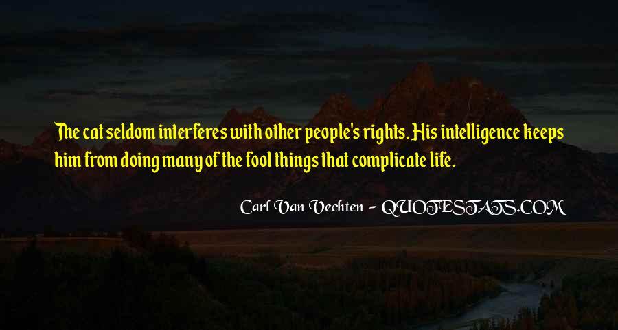 Carl Van Vechten Quotes #1037505