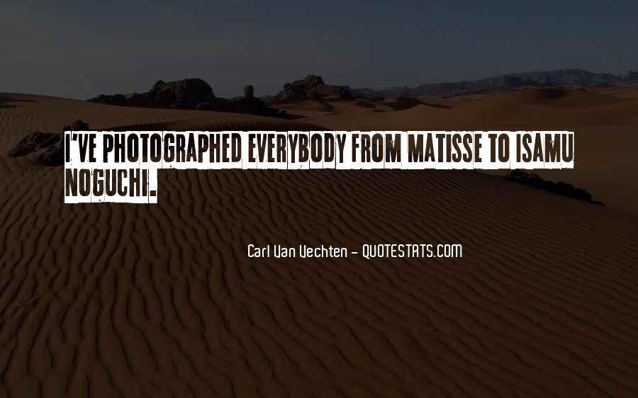 Carl Van Vechten Quotes #113958