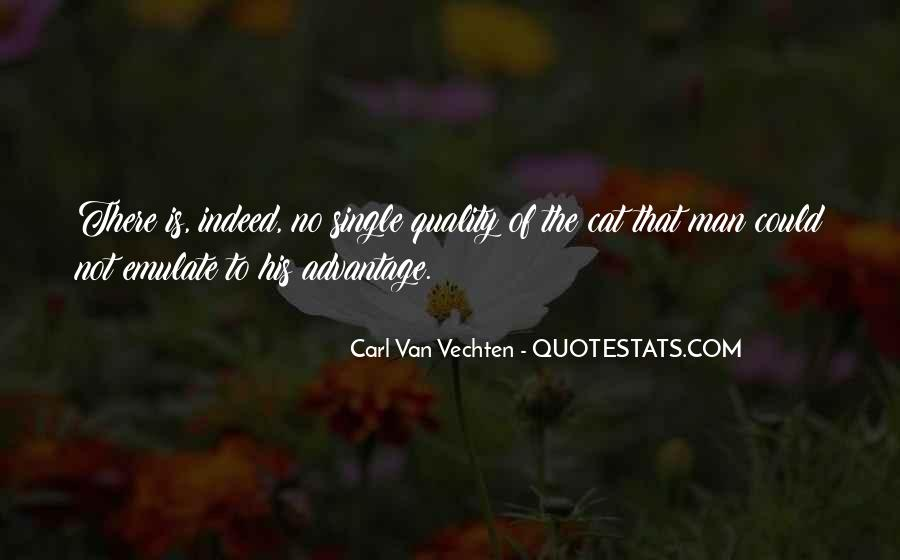 Carl Van Vechten Quotes #343170