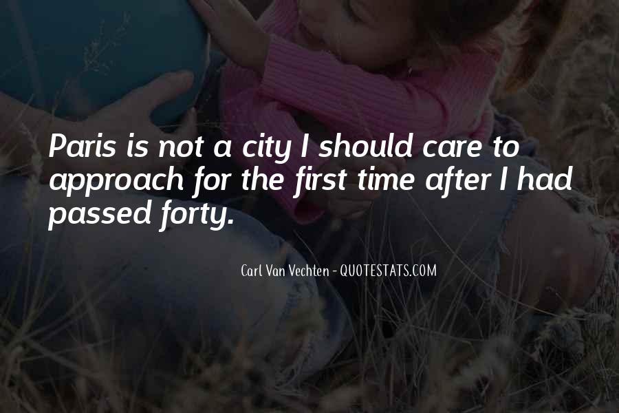 Carl Van Vechten Quotes #452690