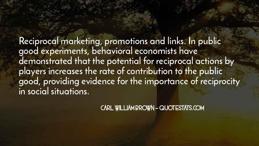 Carl William Brown Quotes #1433691