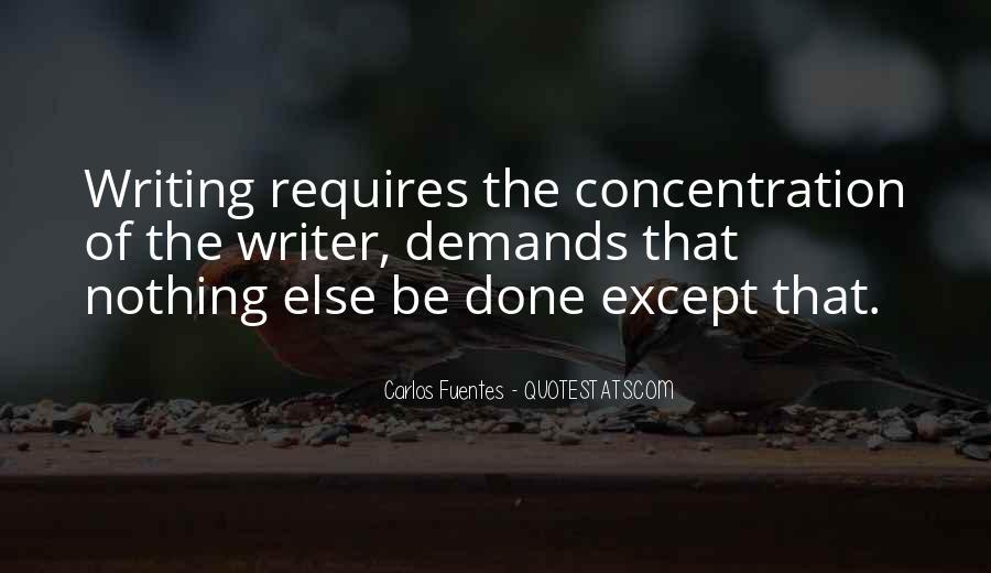 Carlos Fuentes Quotes #1080027