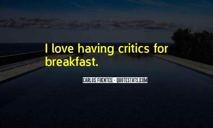 Carlos Fuentes Quotes #1197904