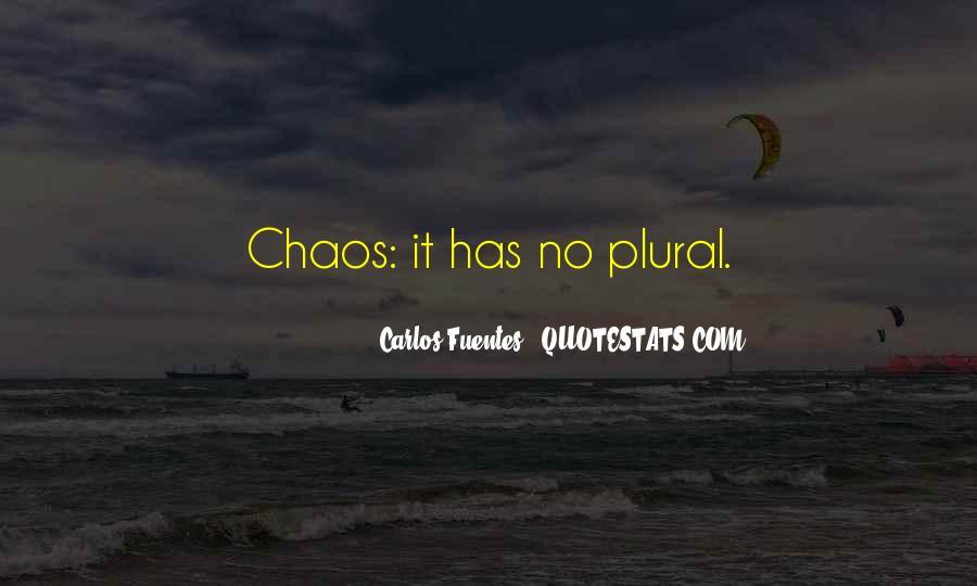 Carlos Fuentes Quotes #1245078