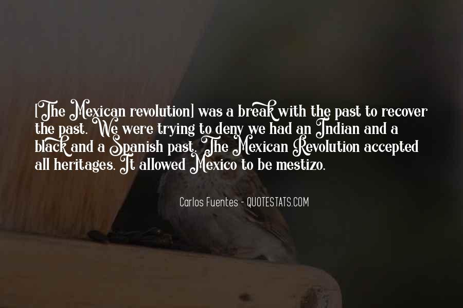 Carlos Fuentes Quotes #1261277