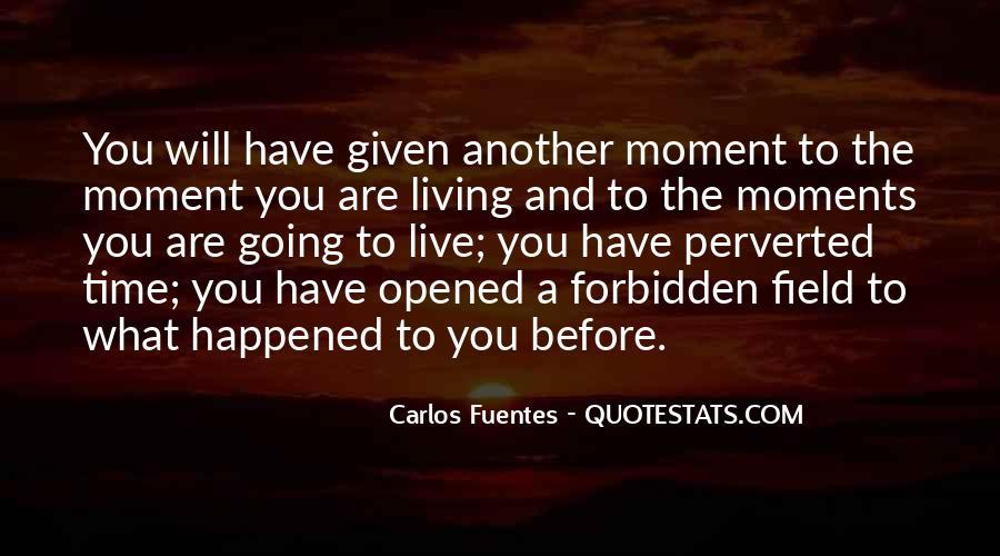 Carlos Fuentes Quotes #1262813