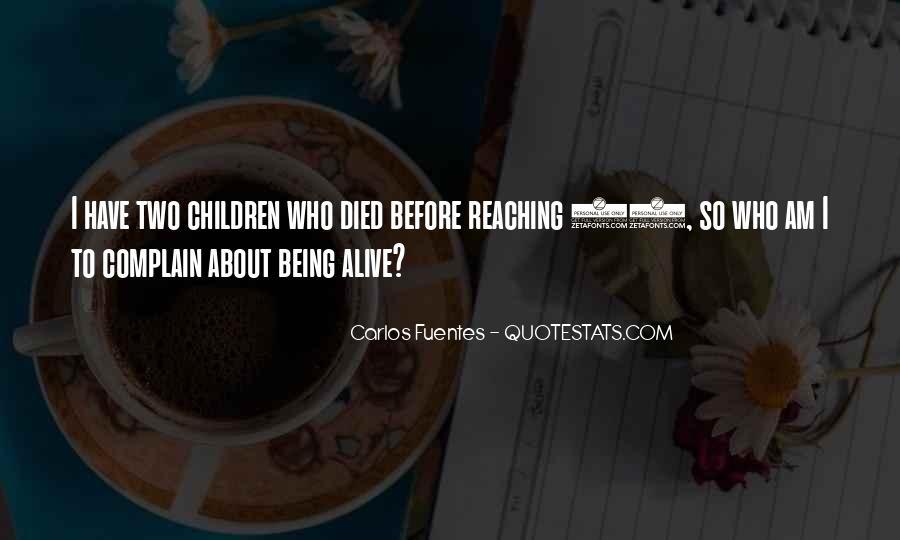 Carlos Fuentes Quotes #1274151
