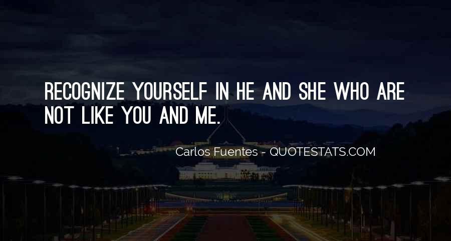 Carlos Fuentes Quotes #1344891