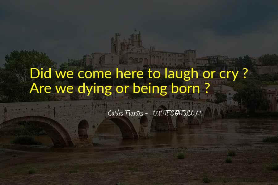 Carlos Fuentes Quotes #1462498
