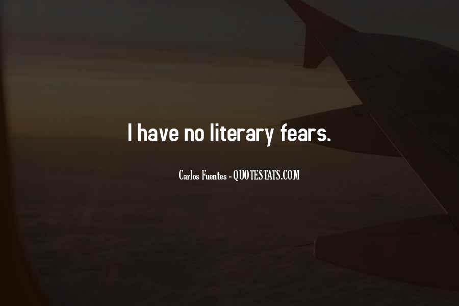 Carlos Fuentes Quotes #152575