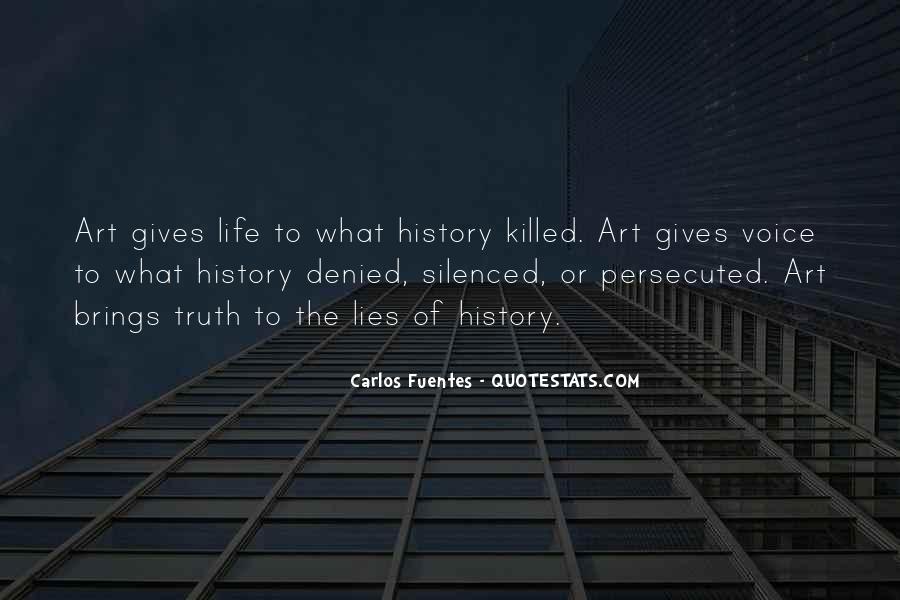 Carlos Fuentes Quotes #1553529