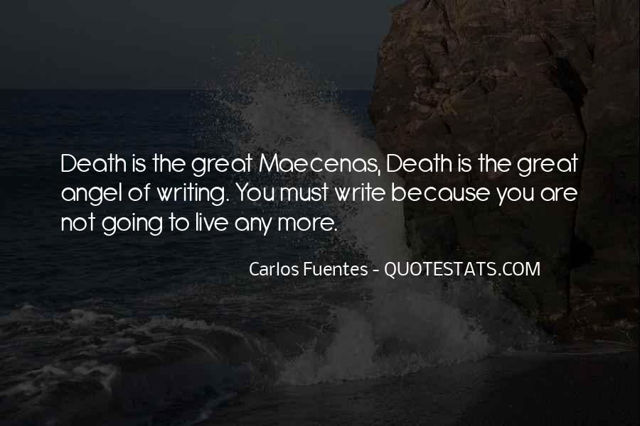 Carlos Fuentes Quotes #1583139