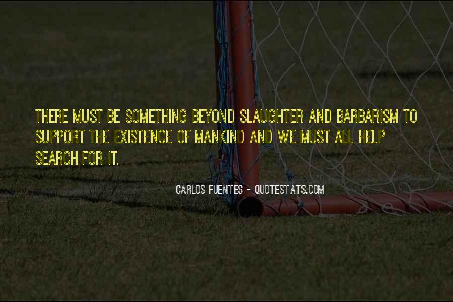 Carlos Fuentes Quotes #1663952