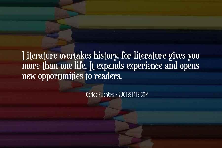Carlos Fuentes Quotes #1673871