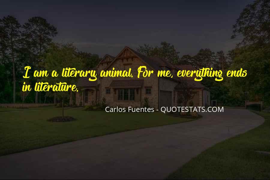 Carlos Fuentes Quotes #1709758