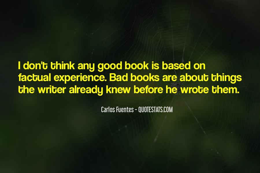 Carlos Fuentes Quotes #1760648