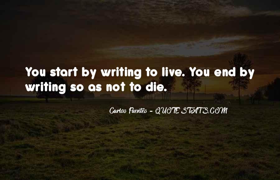 Carlos Fuentes Quotes #1829631