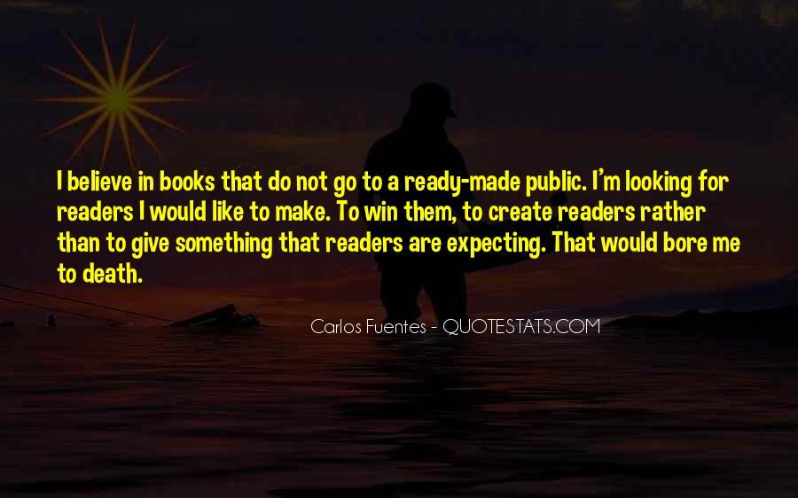 Carlos Fuentes Quotes #249112