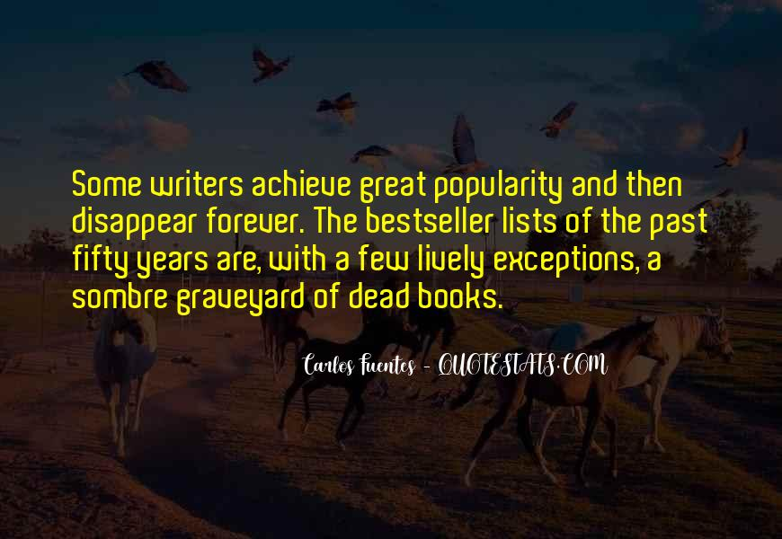 Carlos Fuentes Quotes #439230