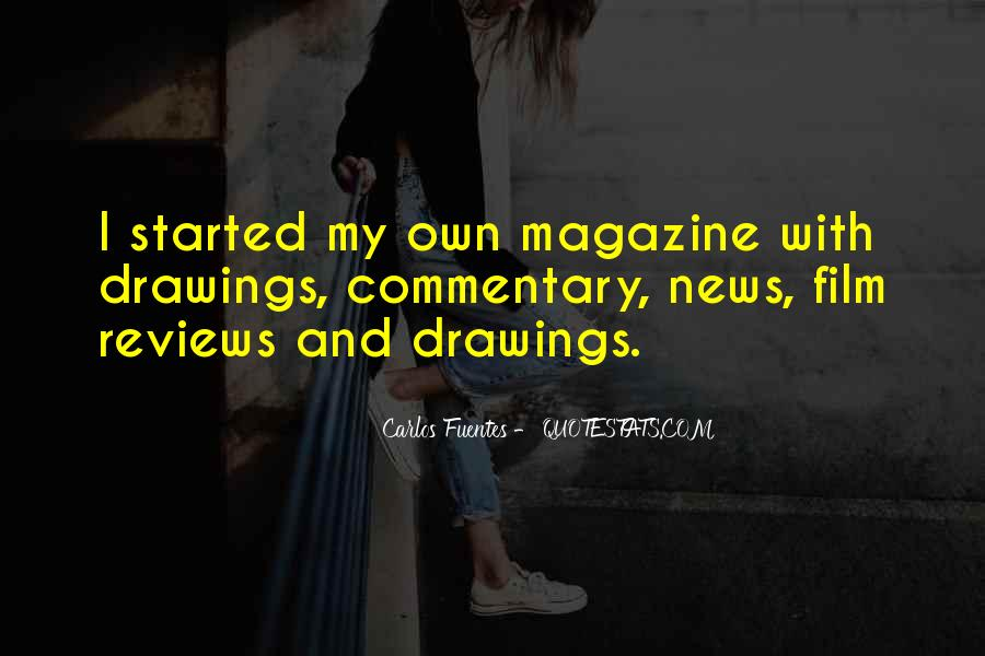 Carlos Fuentes Quotes #466536