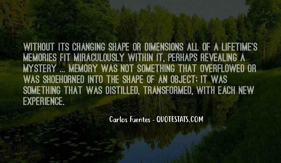 Carlos Fuentes Quotes #493489