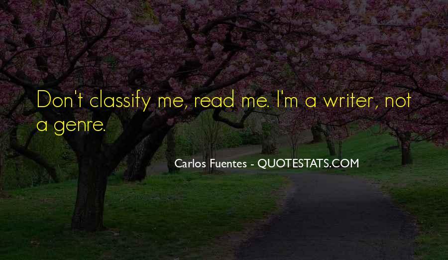 Carlos Fuentes Quotes #514794