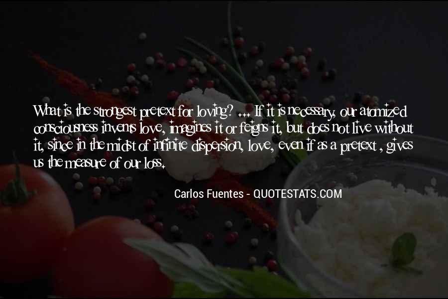 Carlos Fuentes Quotes #516683