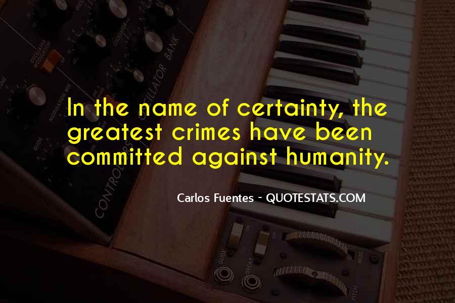 Carlos Fuentes Quotes #619200