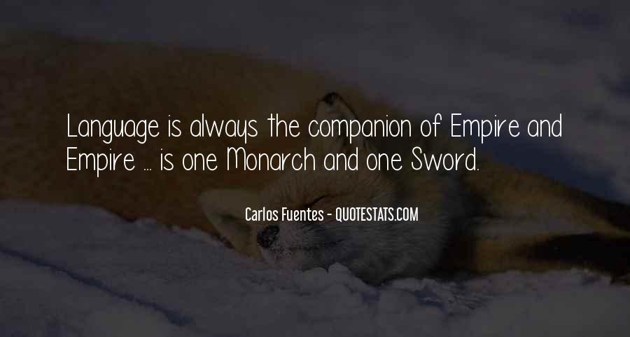 Carlos Fuentes Quotes #641011