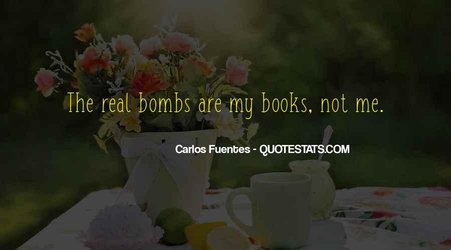 Carlos Fuentes Quotes #643584