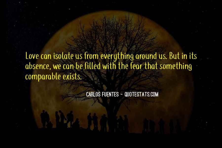 Carlos Fuentes Quotes #687530