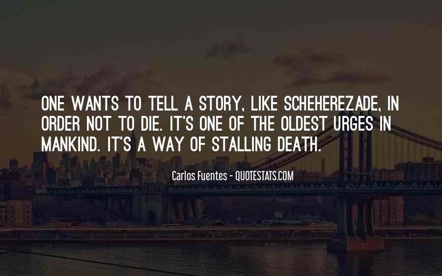Carlos Fuentes Quotes #704749