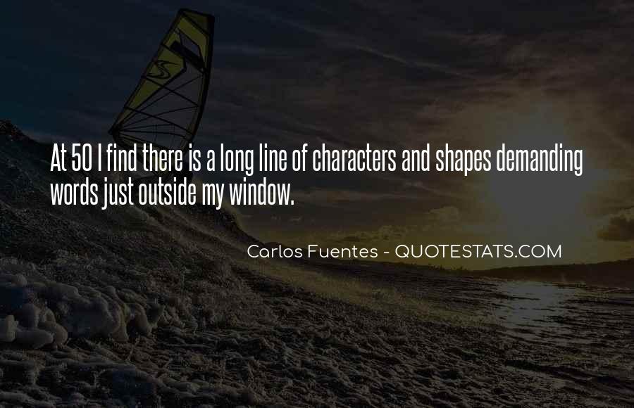 Carlos Fuentes Quotes #72521