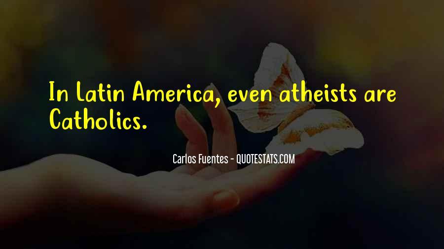 Carlos Fuentes Quotes #74692