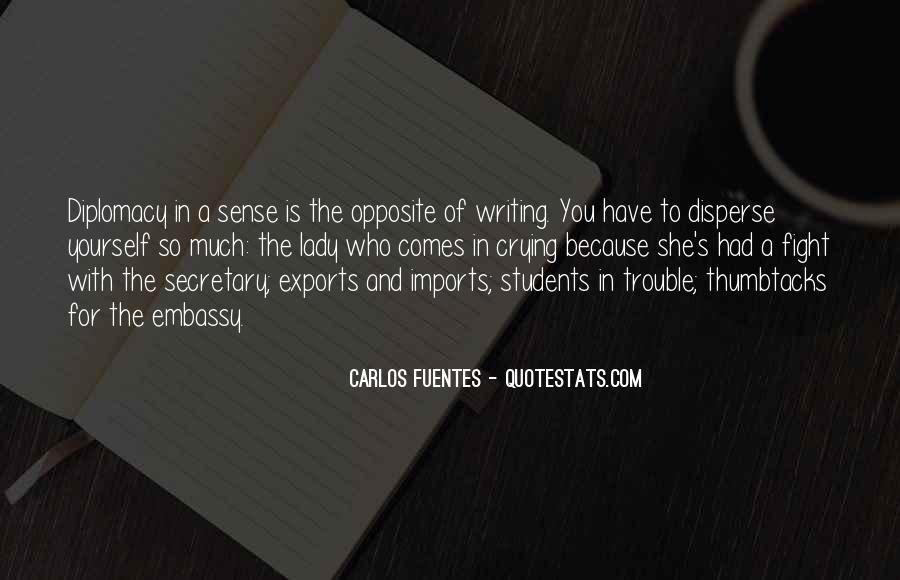 Carlos Fuentes Quotes #846807