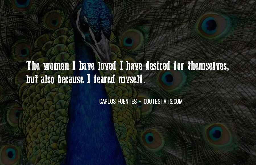 Carlos Fuentes Quotes #846829