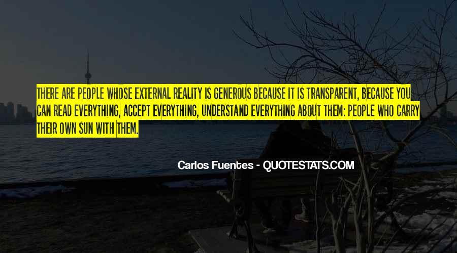 Carlos Fuentes Quotes #865910