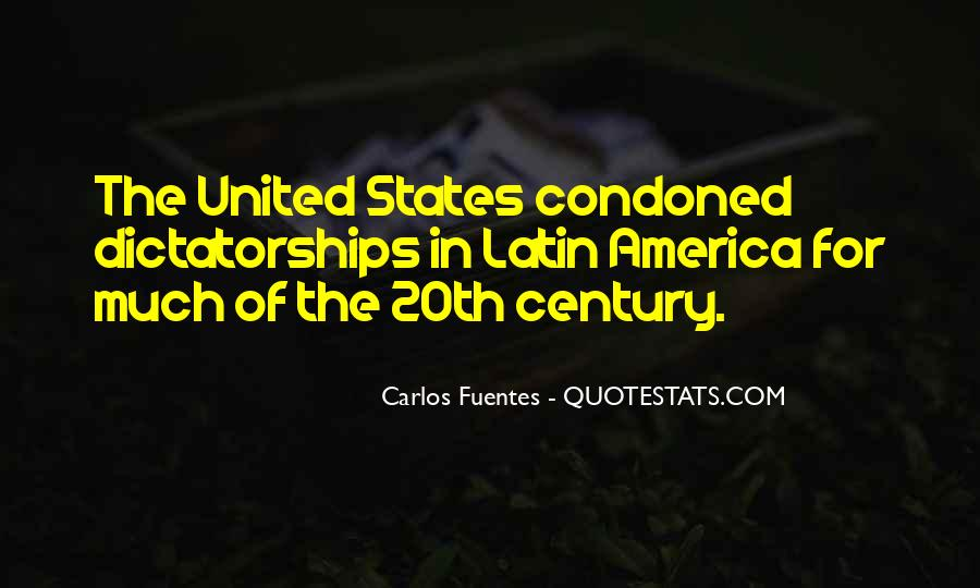 Carlos Fuentes Quotes #901800