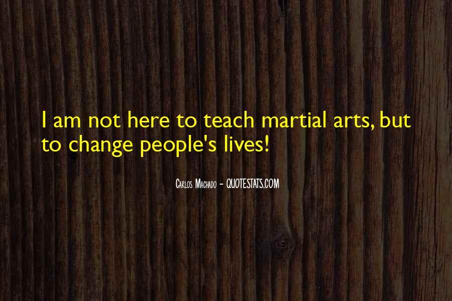 Carlos Machado Quotes #1553974