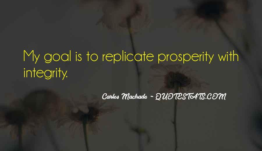 Carlos Machado Quotes #34684