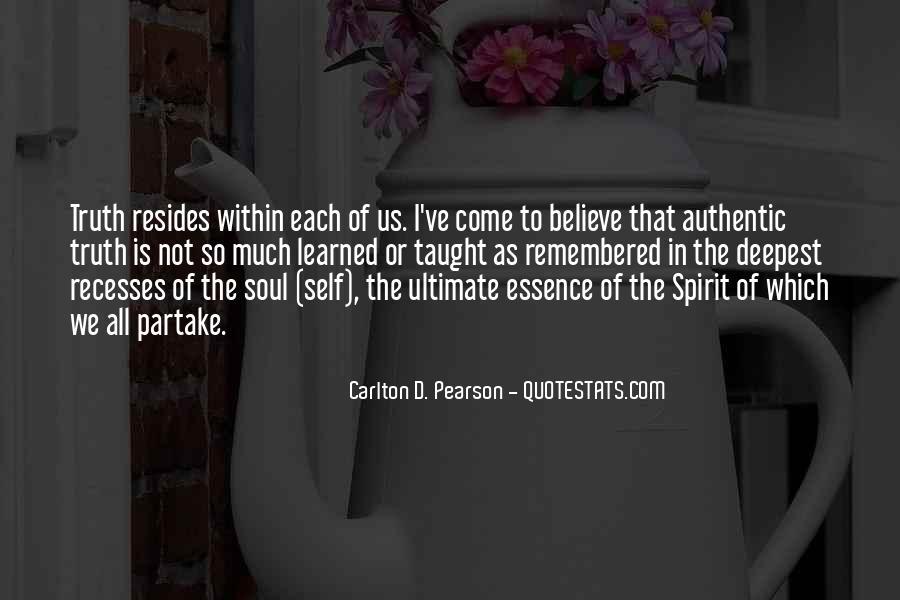 Carlton D. Pearson Quotes #1218118