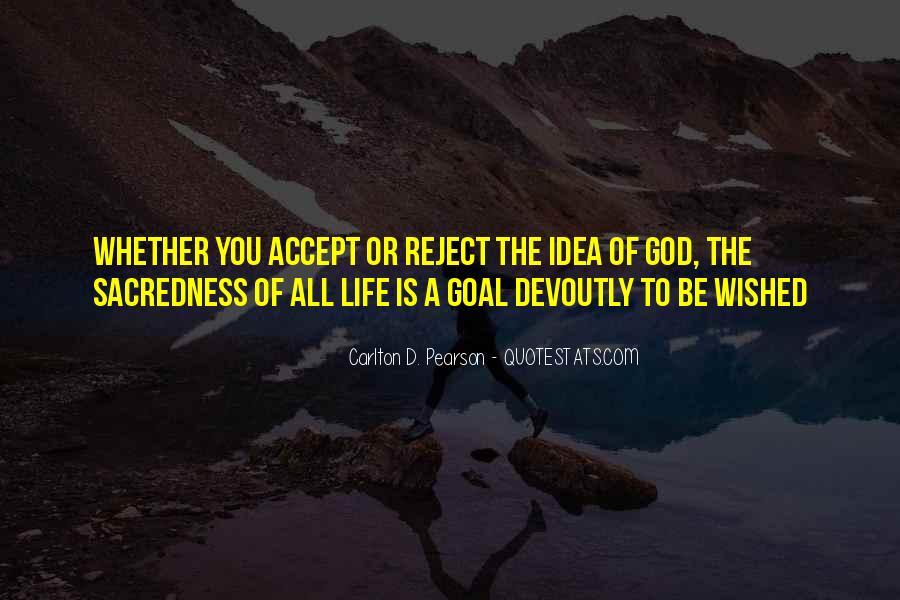 Carlton D. Pearson Quotes #930155