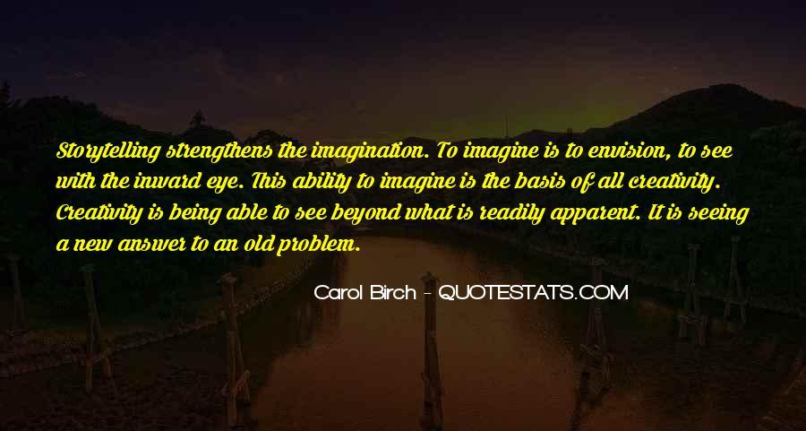Carol Birch Quotes #1338054