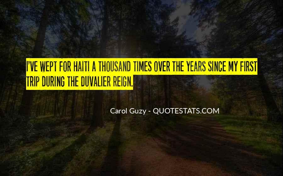Carol Guzy Quotes #482136