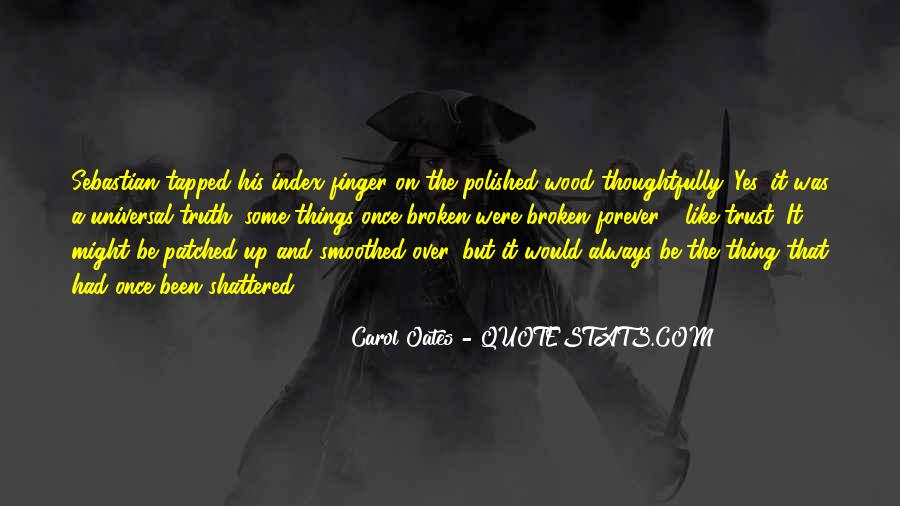 Carol Oates Quotes #1595156