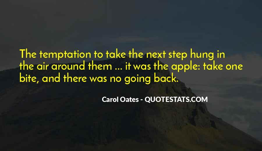 Carol Oates Quotes #1662858