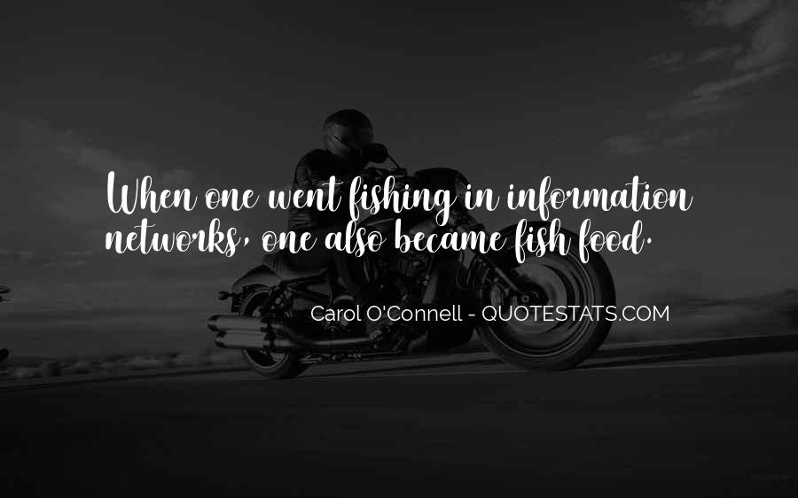 Carol O'Connell Quotes #513029
