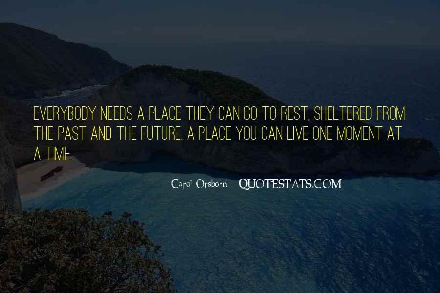 Carol Orsborn Quotes #1786975