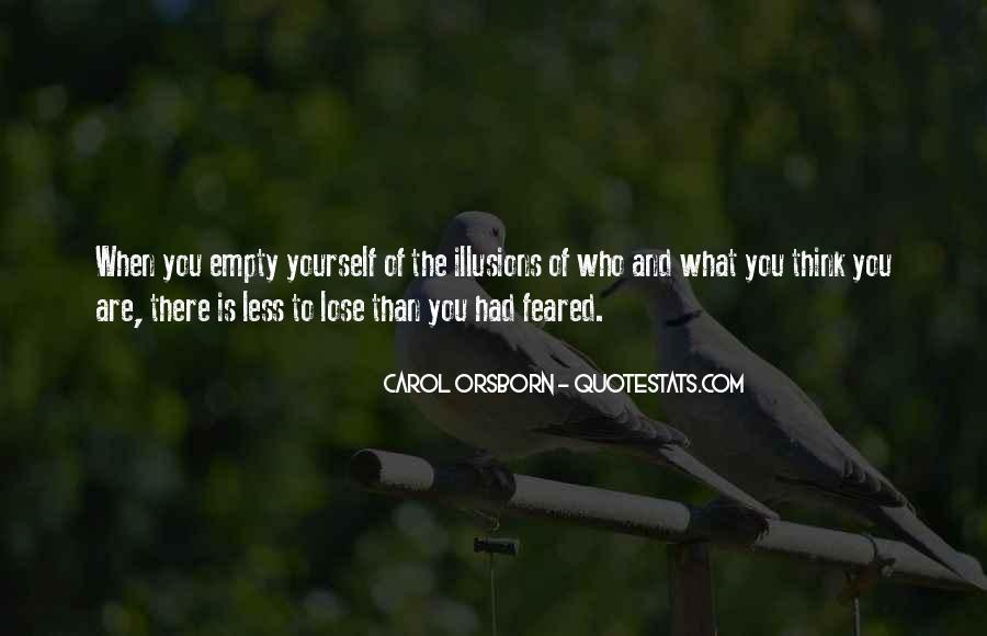 Carol Orsborn Quotes #511622